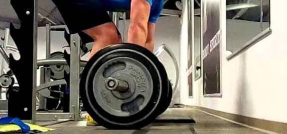 lloydou-10X80kg-Soulevé de terre jambes tendues