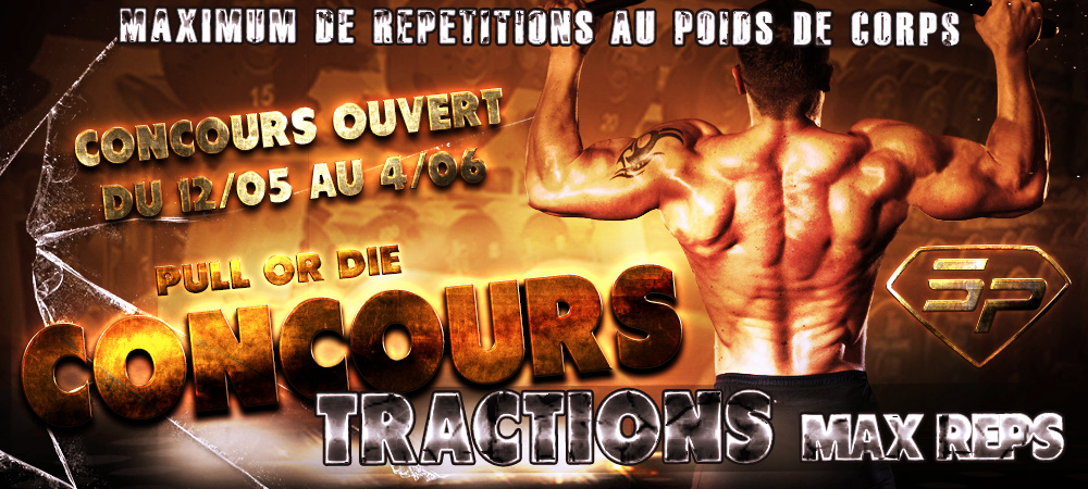 Tractions concours