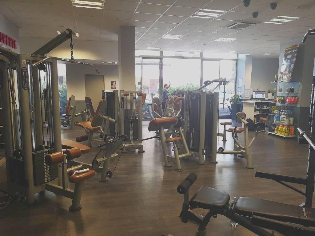 Salle de musculation Vita Liberté - Cannes
