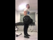 Vincent-11X60kg-Curl barre