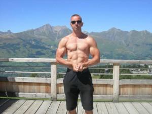 L'année dernière je me suis focalisé sur la qualité musculaire a savoir sécher. J'a