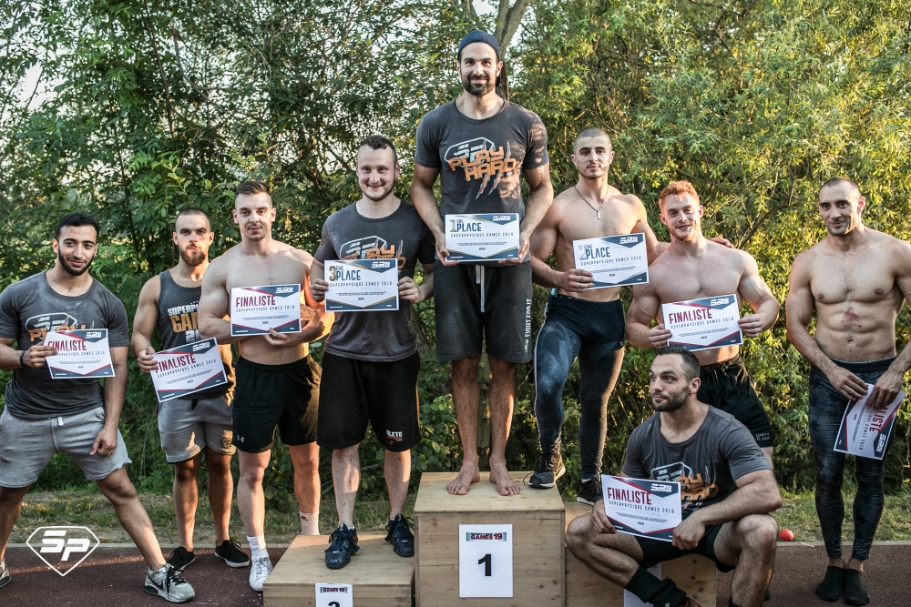SuperPhysique Games 2019